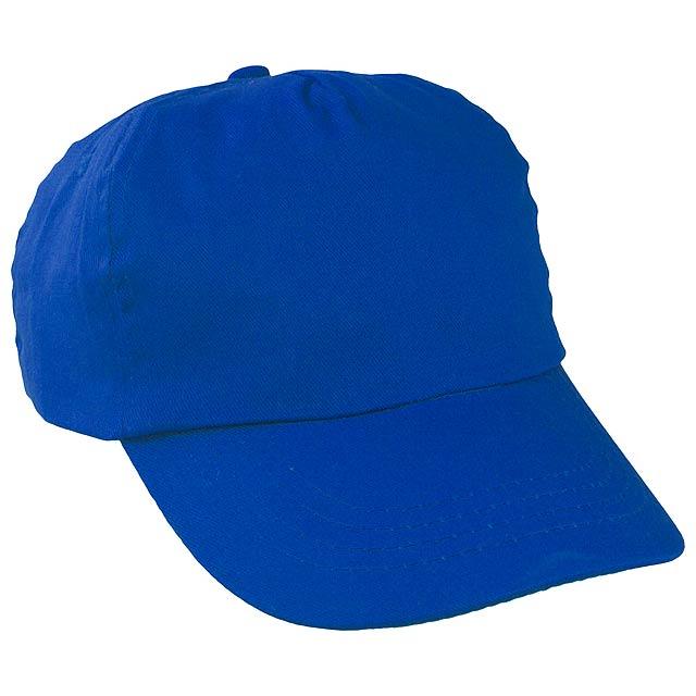 Sport baseballová čepice - modrá