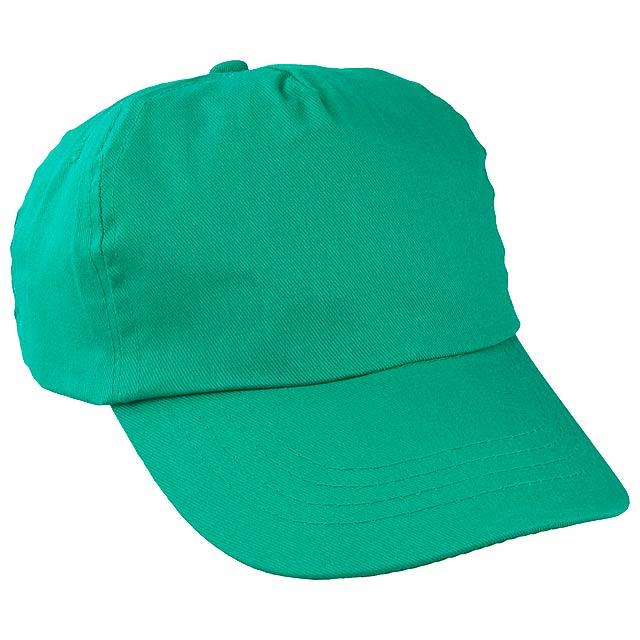 558aa402691 Sport - baseballová čepice - zelená