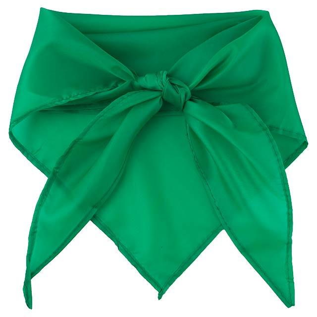 Schal - Grün