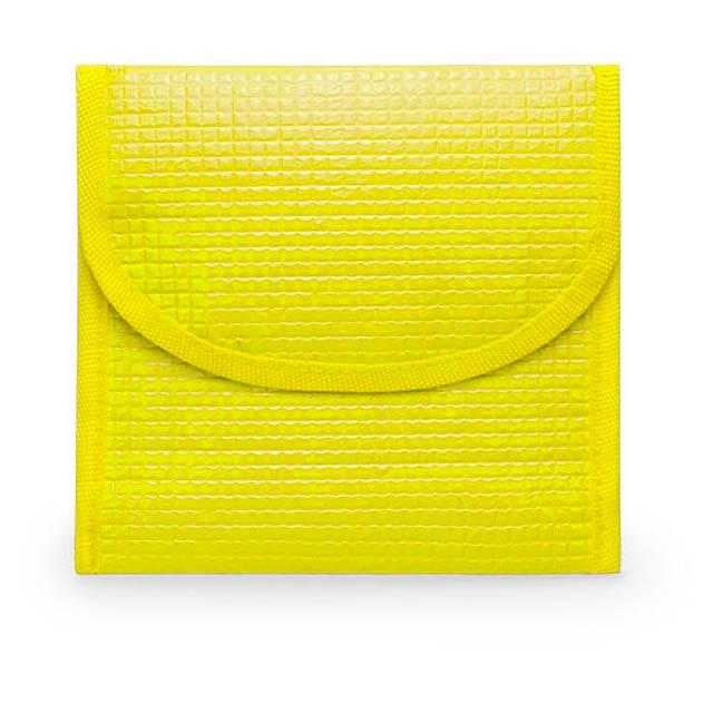 Liord chladící taška - žlutá