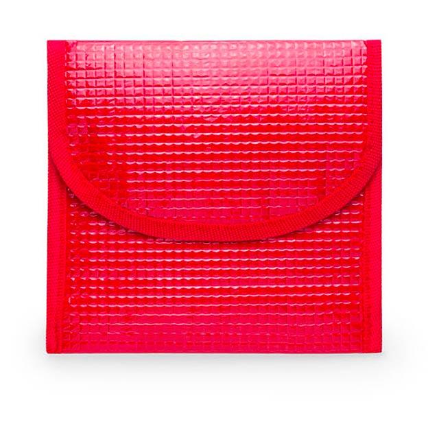 Liord chladící taška - červená