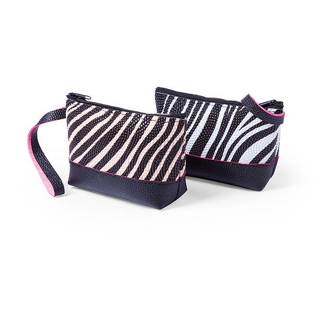 Kinsa kosmetická taška - béžová