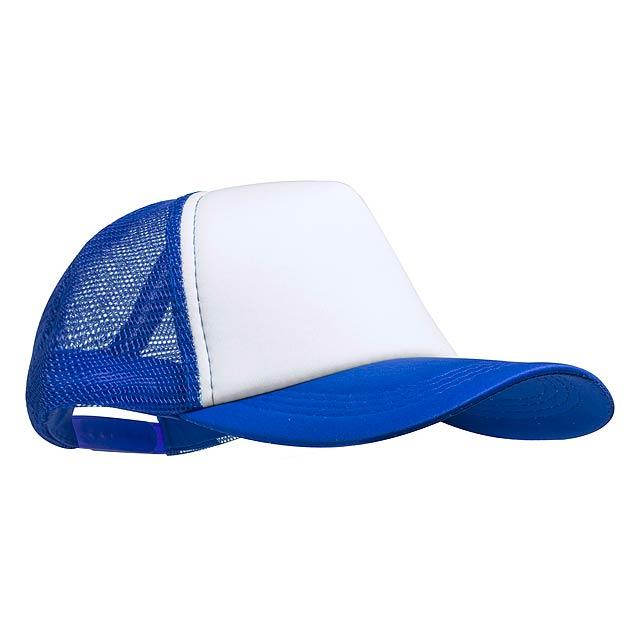Zodak baseballová čepice - modrá