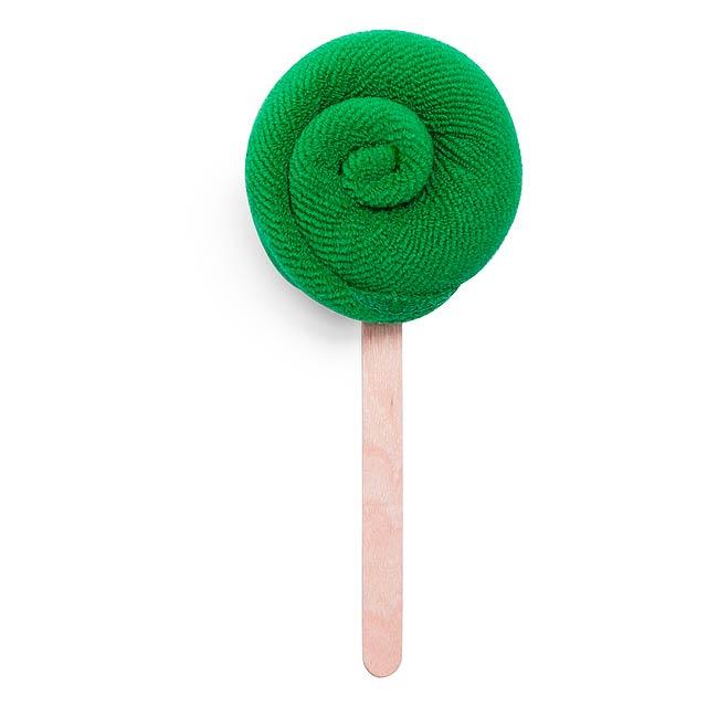 Nalex savý ručník - zelená