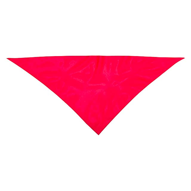 Kozma šála - červená