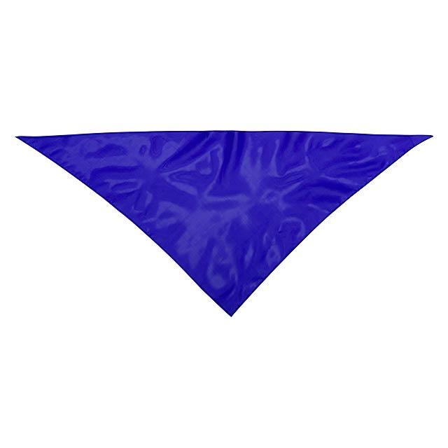 Kozma šála - modrá
