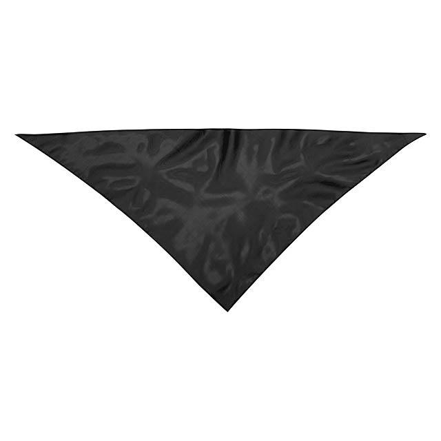 Kozma šála - černá