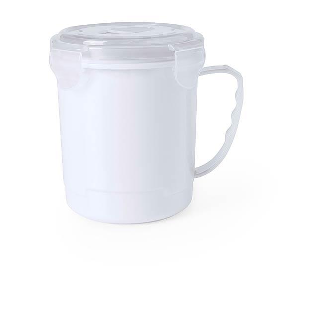 Gorex kelímek na pití - bílá