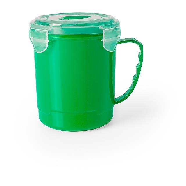Gorex kelímek na pití - zelená