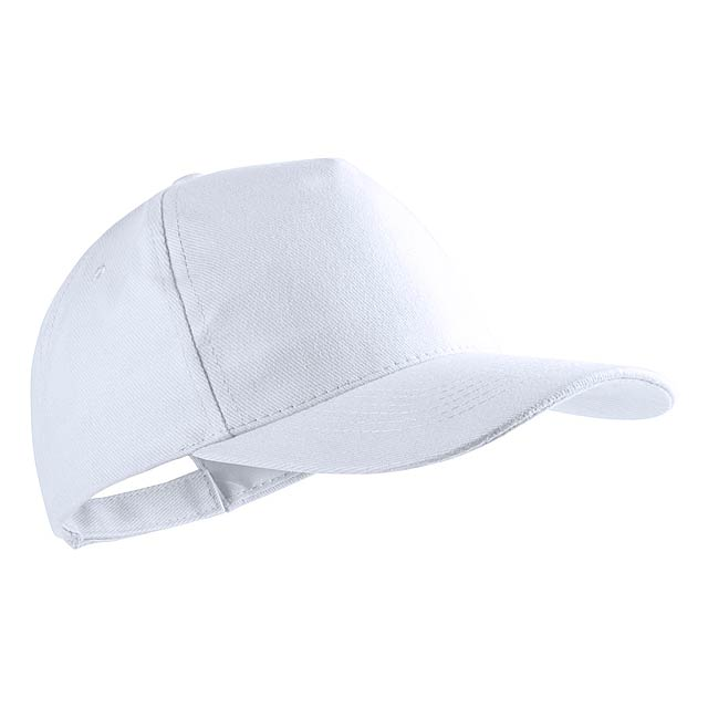 Bayon baseballová čepice - bílá