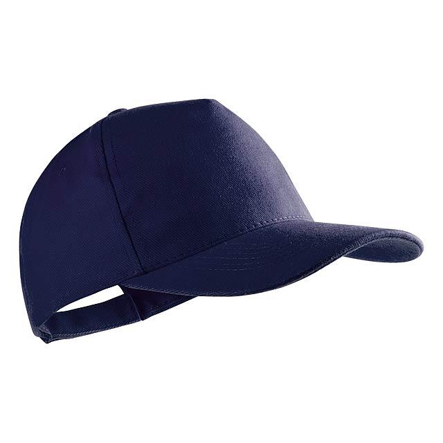 Bayon baseballová čepice - modrá