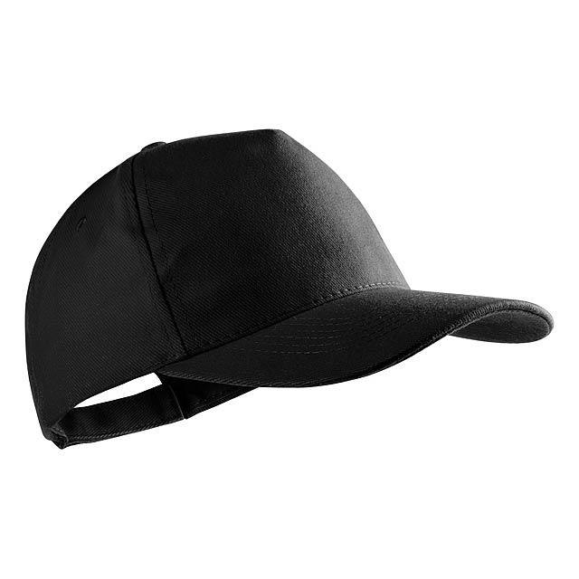 Bayon baseballová čepice - černá