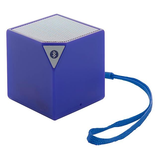 Hecno bluetooth reproduktor - modrá