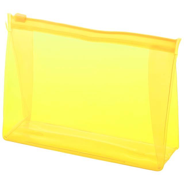 Iriam kosmetická taška - žlutá