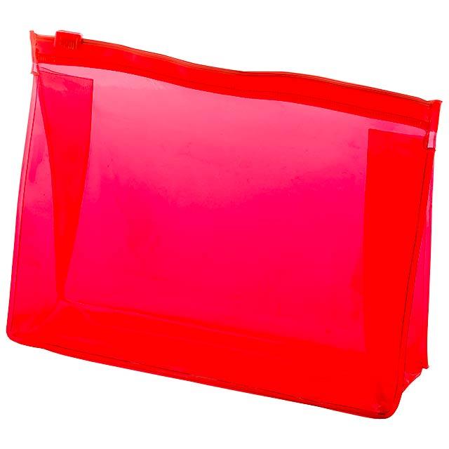 Iriam kosmetická taška - červená