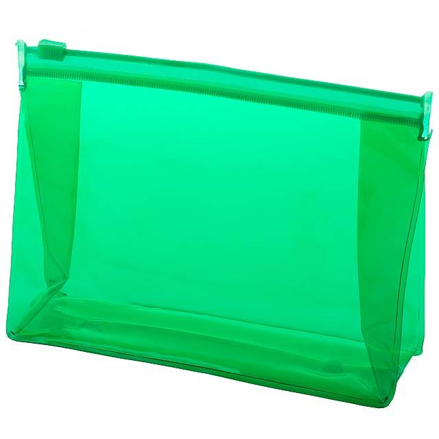 Iriam kosmetická taška - zelená