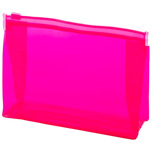 Iriam kosmetická taška - fuchsiová (tm. růžová)