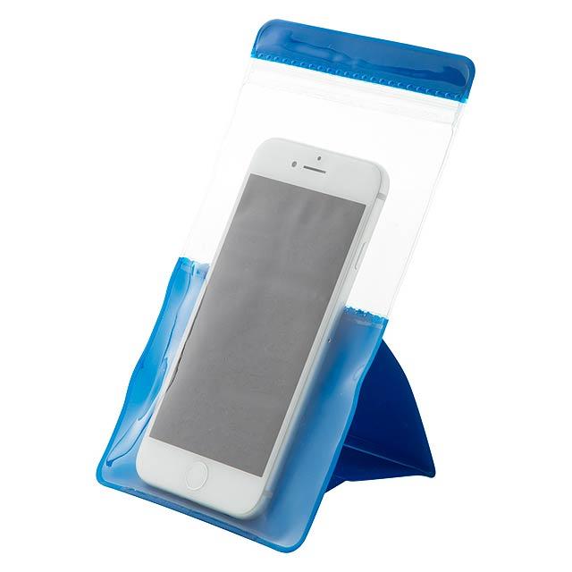 Clotin voděodolný obal na mobil - modrá