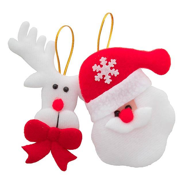Tainox sada vánočních ozdob - multicolor