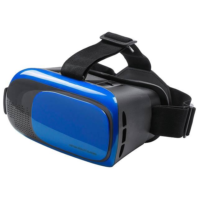Bercley set pro virtuální realitu - modrá