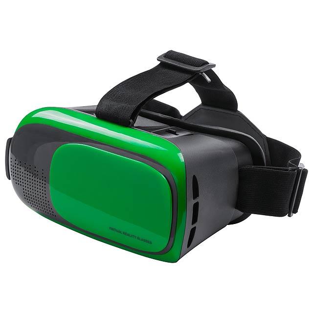 Bercley set pro virtuální realitu - zelená