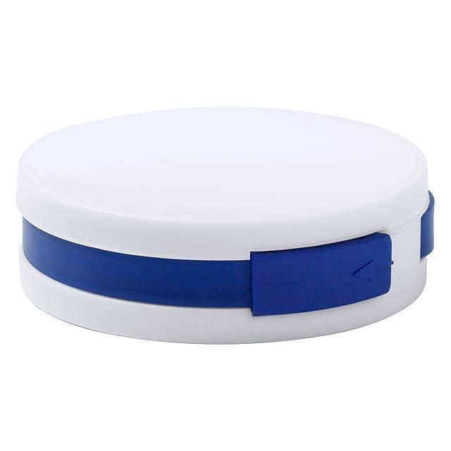Niyel USB hub - modrá
