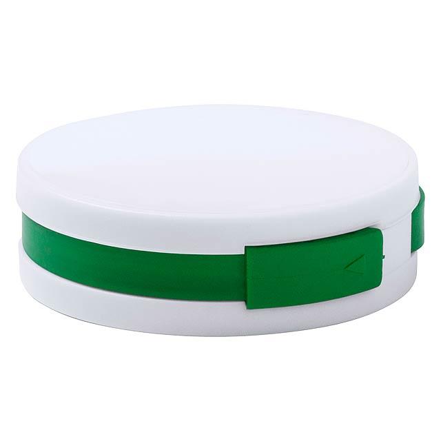 Niyel USB hub - zelená