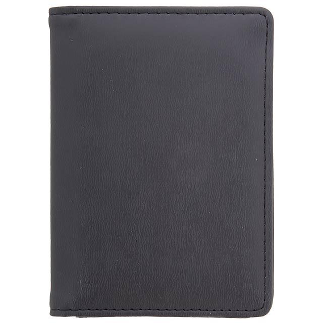 Brigit obal na kreditní karty - černá