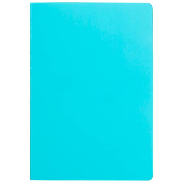 Dienel blok - modrá