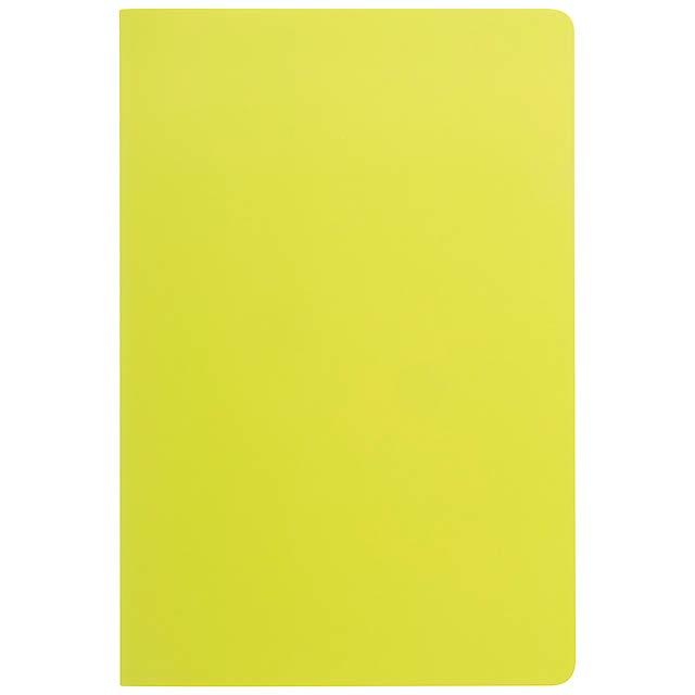 Dienel blok - zelená