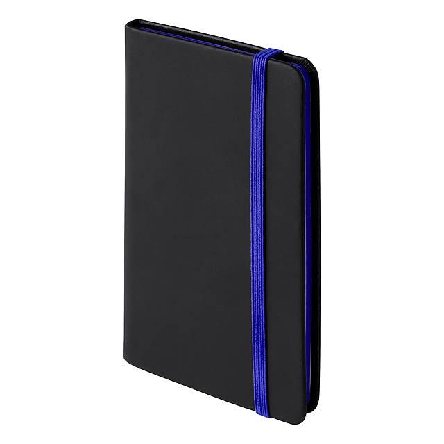 Clibend blok - modrá