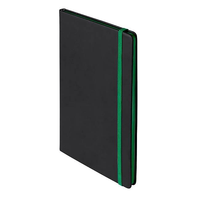 Daymus blok - zelená