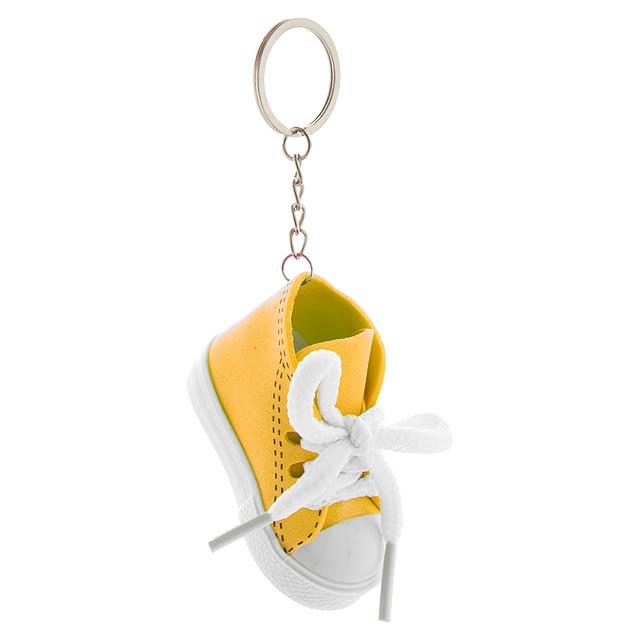 Komber přívěšek na klíče - žlutá