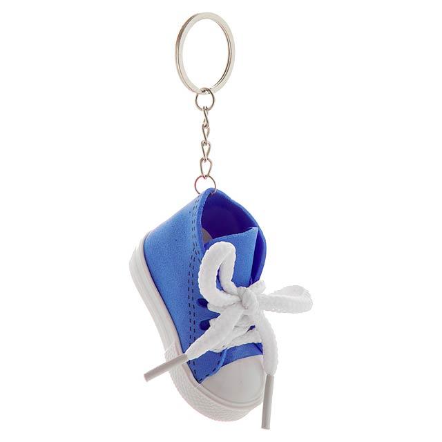 Komber přívěšek na klíče - modrá