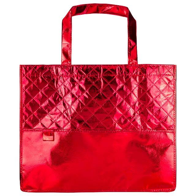 Mison plážová taška - červená