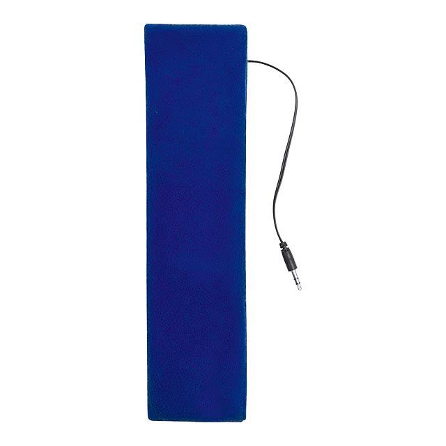 Markiz čelenka - modrá