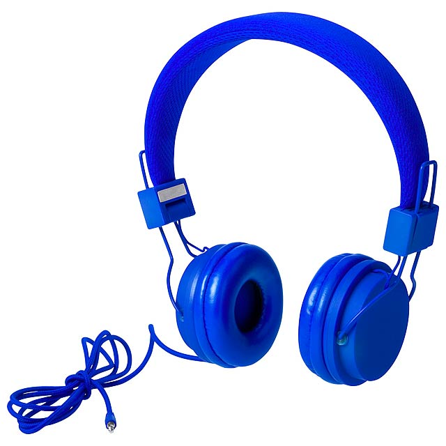 Neymen sluchátka - modrá