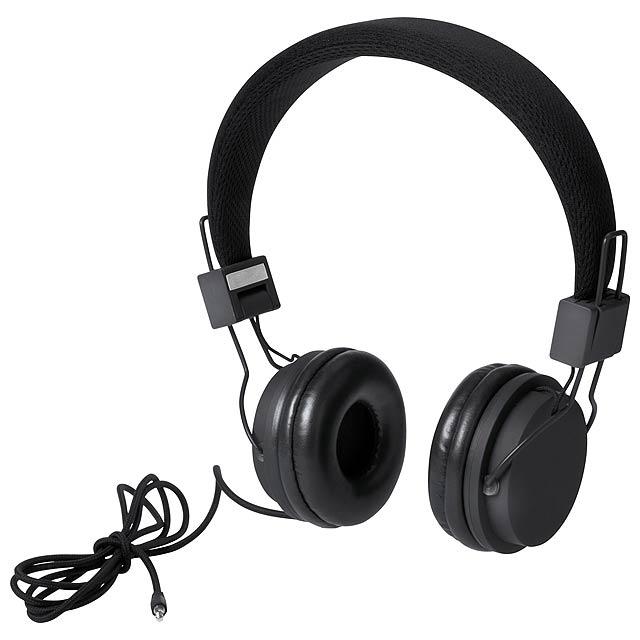 Neymen sluchátka - černá