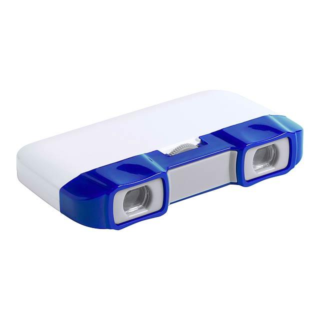 Sodor dalekohled - modrá