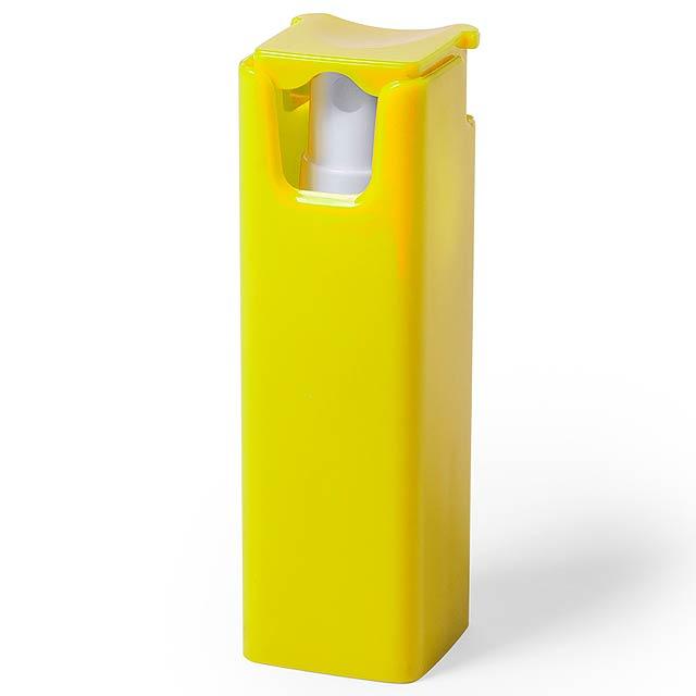 Clorux rozprašovač - žlutá