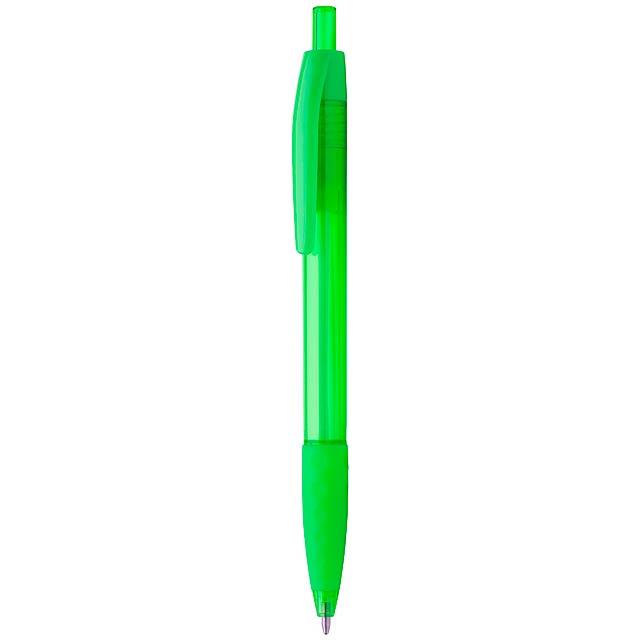 Haftar - Kugelschreiber - Grün