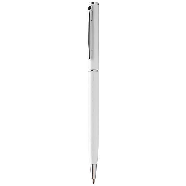 Zardox kuličkové pero - bílá