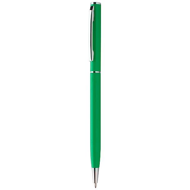 Zardox kuličkové pero - zelená