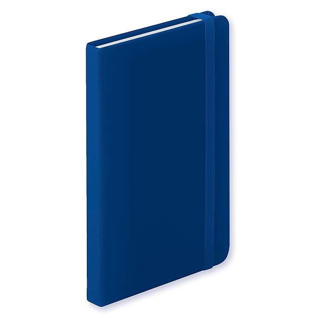 Ciluxlin blok - modrá