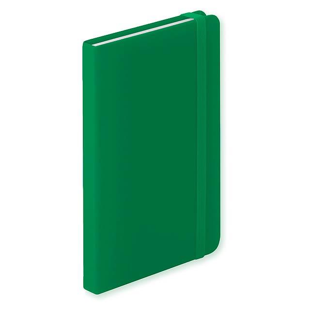 Ciluxlin blok - zelená