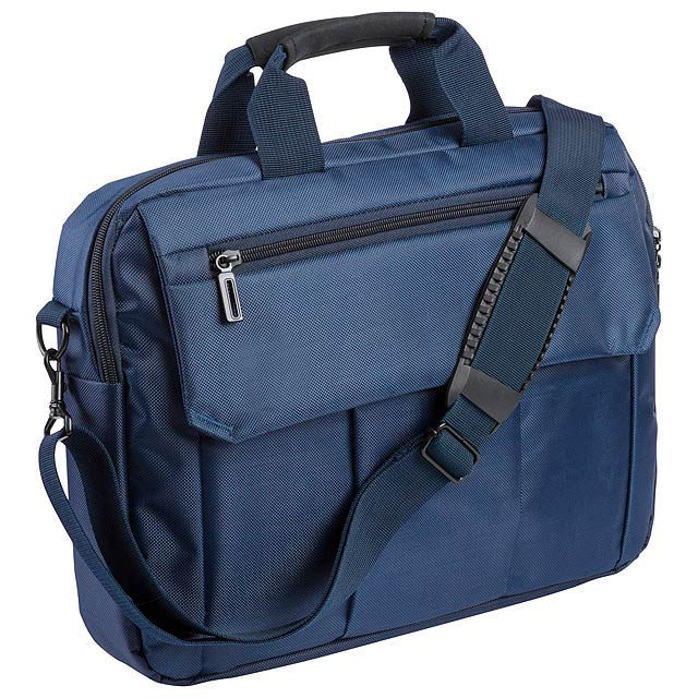 Frymont taška na dokumenty - modrá