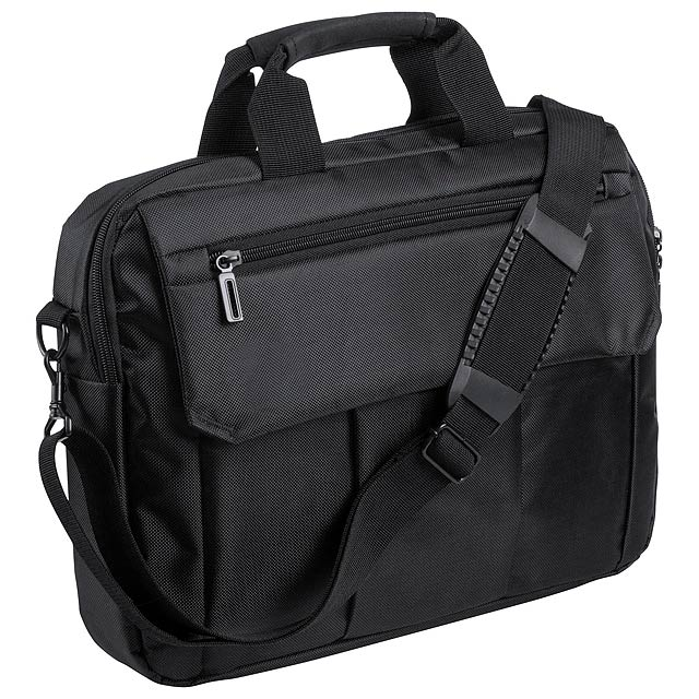 Frymont taška na dokumenty - černá