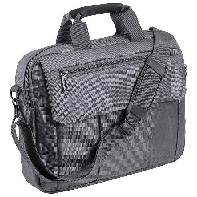 Frymont taška na dokumenty - šedá