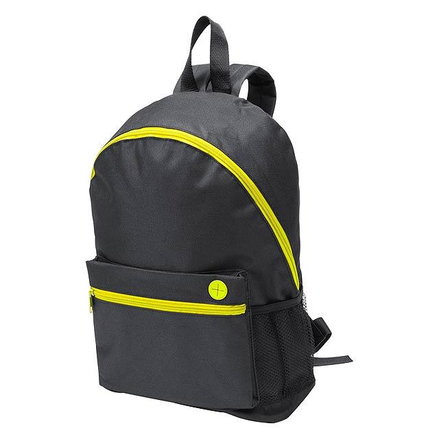 Wilfek batoh - žlutá