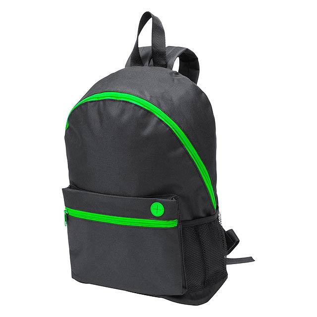 Wilfek batoh - zelená